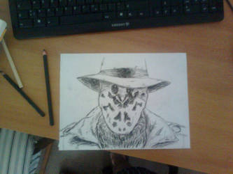 Rorschach by xe3tec