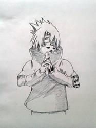 Sasuke by xe3tec
