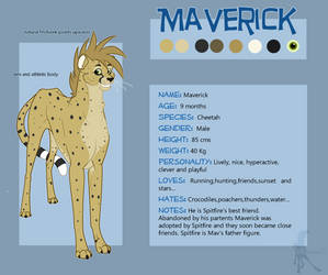Maverick Reference Sheet by faithandfreedom