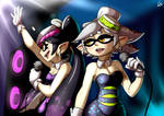 Callie and Marie by efrejok