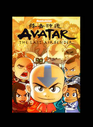 Avatar SD Game cover by rick0404