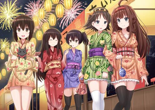 Happy NewYear 2015 ! by Kazenokaze