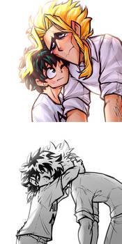 All Mighty Hug by Nara-chann