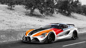 TRD Griffon FT-1 by Nism088