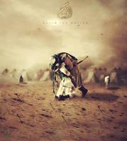 Qassim ibn al Hassan by mustafa20