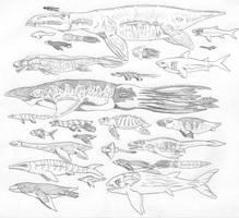 DZVerse Fauna Concept 5 by spidervenom022