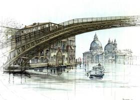 Venice by agaznamierowska