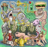 Radioactive Jerks by Alex-Cooper