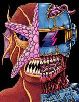 Splitface #1 Color by Alex-Cooper