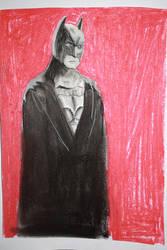 Batman by missskywalker