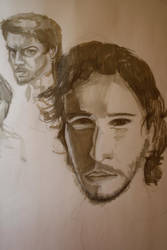 Sketches 2 by missskywalker
