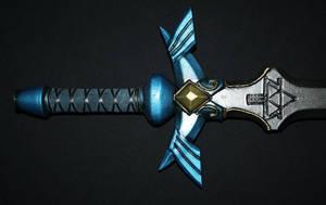 TP Master Sword Hilt LARP by Ezatoa