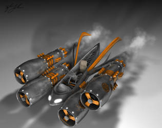 Vehicle Project by Darklinkkyle