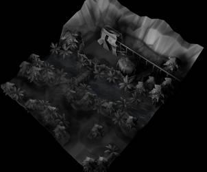 Game Environment 1 by Darklinkkyle