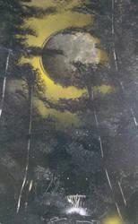 April's Forest - Test Run by Darklinkkyle