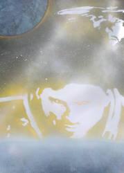 Mass Effect 2 Commission - SP by Darklinkkyle