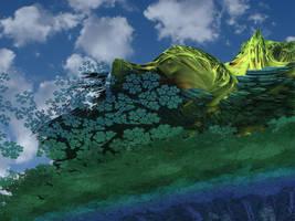 Gaia's Dream by catelee2u