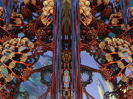 The Gates of Poseidon by catelee2u