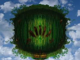 Sacred Earth by catelee2u