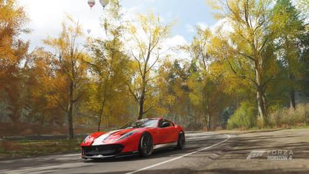 Forzathon's Autumn by DrifterXRacer