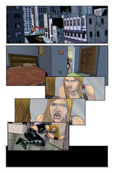 Robyn Hood Issue 5 Page 34 colors by Saraquael