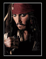 Captain Sparrow by Ambient-Lullaby