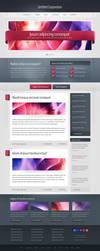 Studio/blog theme design by nodethirtythree