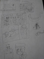 chocolate factory sketches by lovie5678