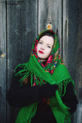 Wannabe Ukrainian by ljenda
