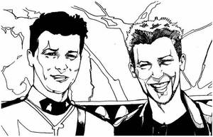 Fraser and Ray K by schadenfreude523