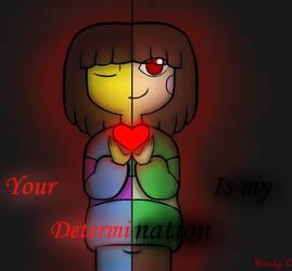 My Determination by Wen-911