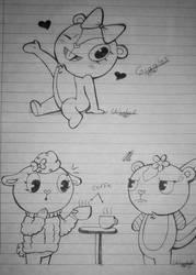 Doodles HTF by Wen-911