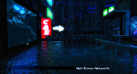 Future concept art by Net-Zone-Network