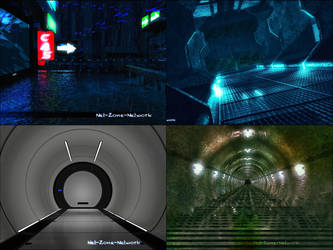 All 4 artworks by Net-Zone-Network