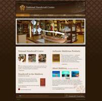 NHC website design by xtt