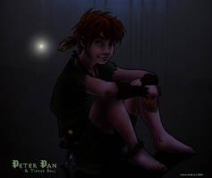 Peter Pan by prismageek