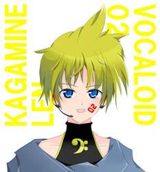 Kagamine Len by SukunaYuh