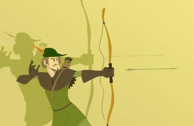 Robin Hood by PezZcado