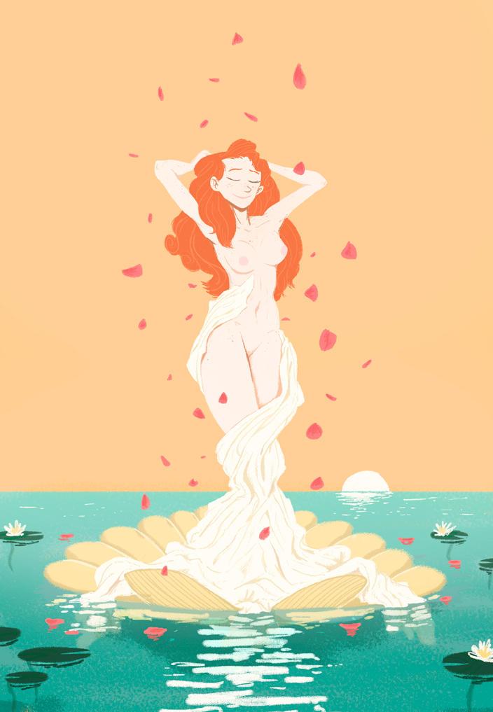 Aphrodite by PezZcado
