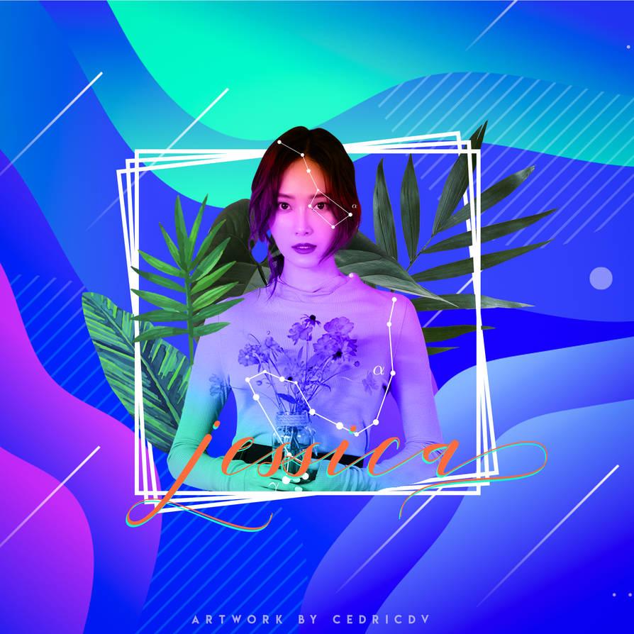 Jesica Jung Fanart by xedrik24