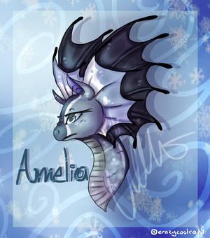 Amelia by crazycoolcats