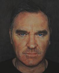 Morrissey portrait by GW78