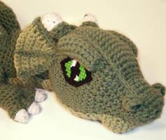 Cosmo the Dragon 001 by AprilDraven