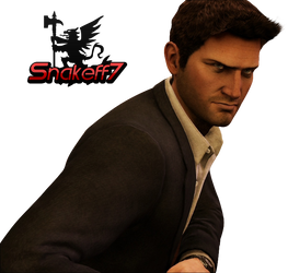 Nathan Drake - Render 15 by snakeff7