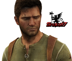 Nathan Drake - Render 21 by snakeff7