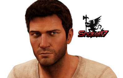 Nathan Drake - Render 19 by snakeff7