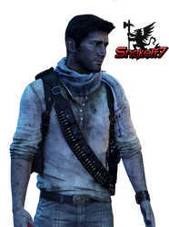 Nathan Drake - Render 18 by snakeff7