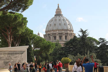 St. Peter's Basilica by ygrigoriev