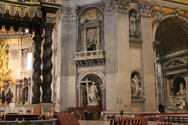 Basilica di San Pietro by ygrigoriev
