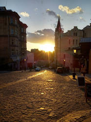 Andrew's Descent, Kyiv by ygrigoriev